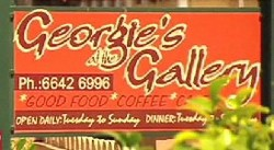 Georgies Cafe Restaurant - Melbourne Tourism