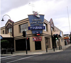 Grand Junction Hotel - Melbourne Tourism