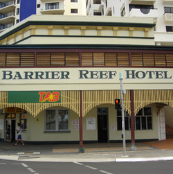 The Barrier Reef Hotel - Melbourne Tourism