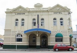 The London Hotel - Melbourne Tourism