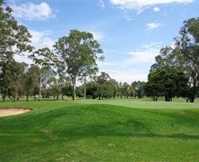 Singleton Golf Club - Melbourne Tourism