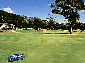 Bicheno Golf Club Incorporated - Melbourne Tourism