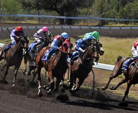 Alice Springs Turf Club - Melbourne Tourism