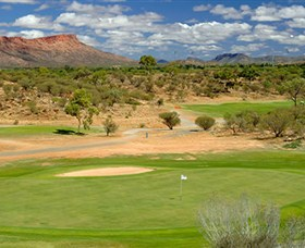 Alice Springs Golf Club - Melbourne Tourism