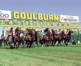 Goulburn and District Racing Club - Melbourne Tourism
