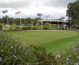 Tocumwal Golf Club - Melbourne Tourism