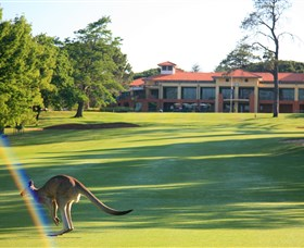 Royal Canberra Golf Club - Melbourne Tourism