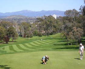 Fairbairn Golf Club - Melbourne Tourism