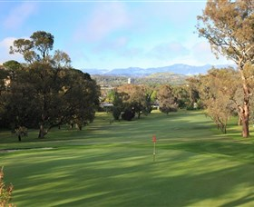 Federal Golf Club - Melbourne Tourism