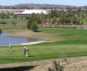 Gungahlin Lakes Golf and Community Club - Melbourne Tourism