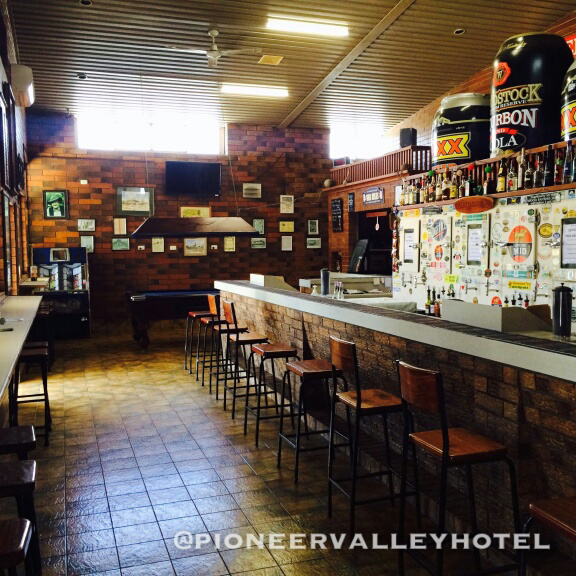 Pioneer Valley Hotel - Melbourne Tourism