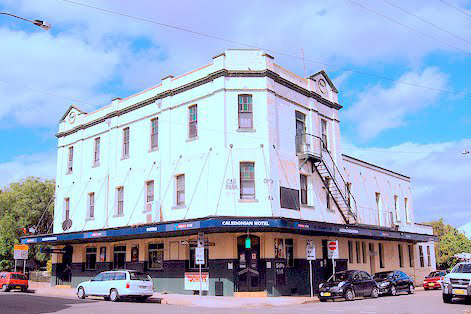 Caledonian Hotel - Melbourne Tourism