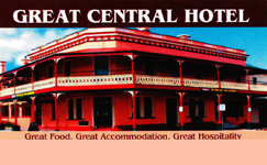 Great Central Hotel - Melbourne Tourism