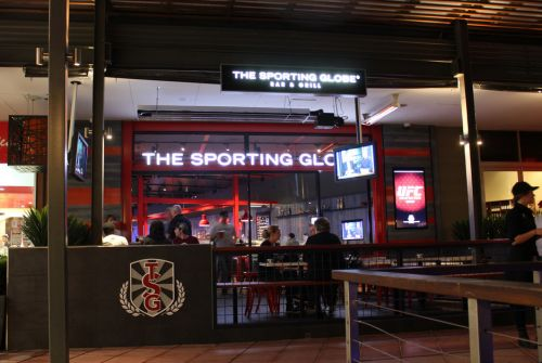 The Sporting Globe Bar amp Grill - Melbourne Tourism