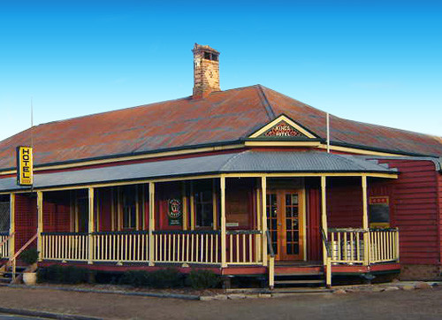 Maidenwell Hotel - Melbourne Tourism