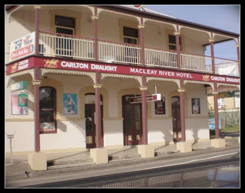 Macleay River Hotel - Melbourne Tourism