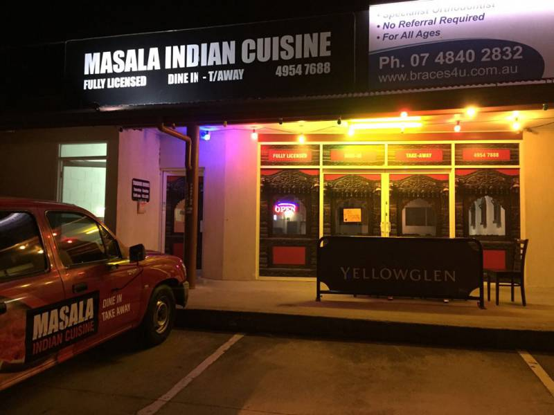 Masala Indian Cuisine Northern Beaches