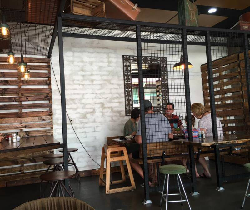 Page  Cafe - Melbourne Tourism