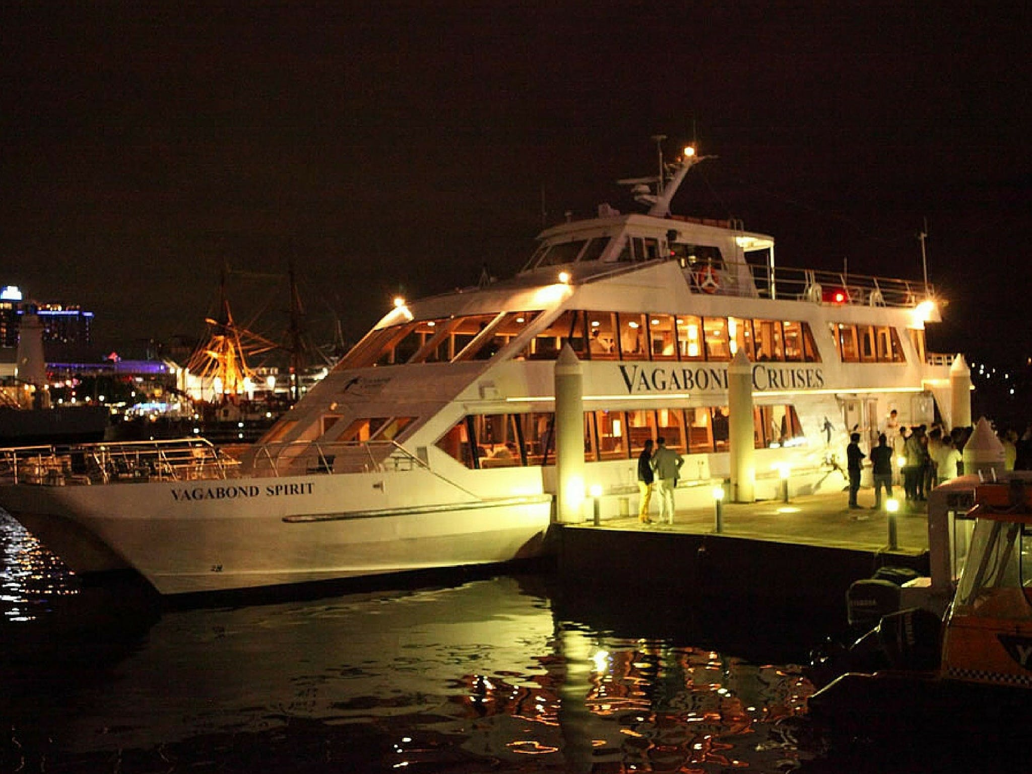 Halloween Party Cruise - Melbourne Tourism
