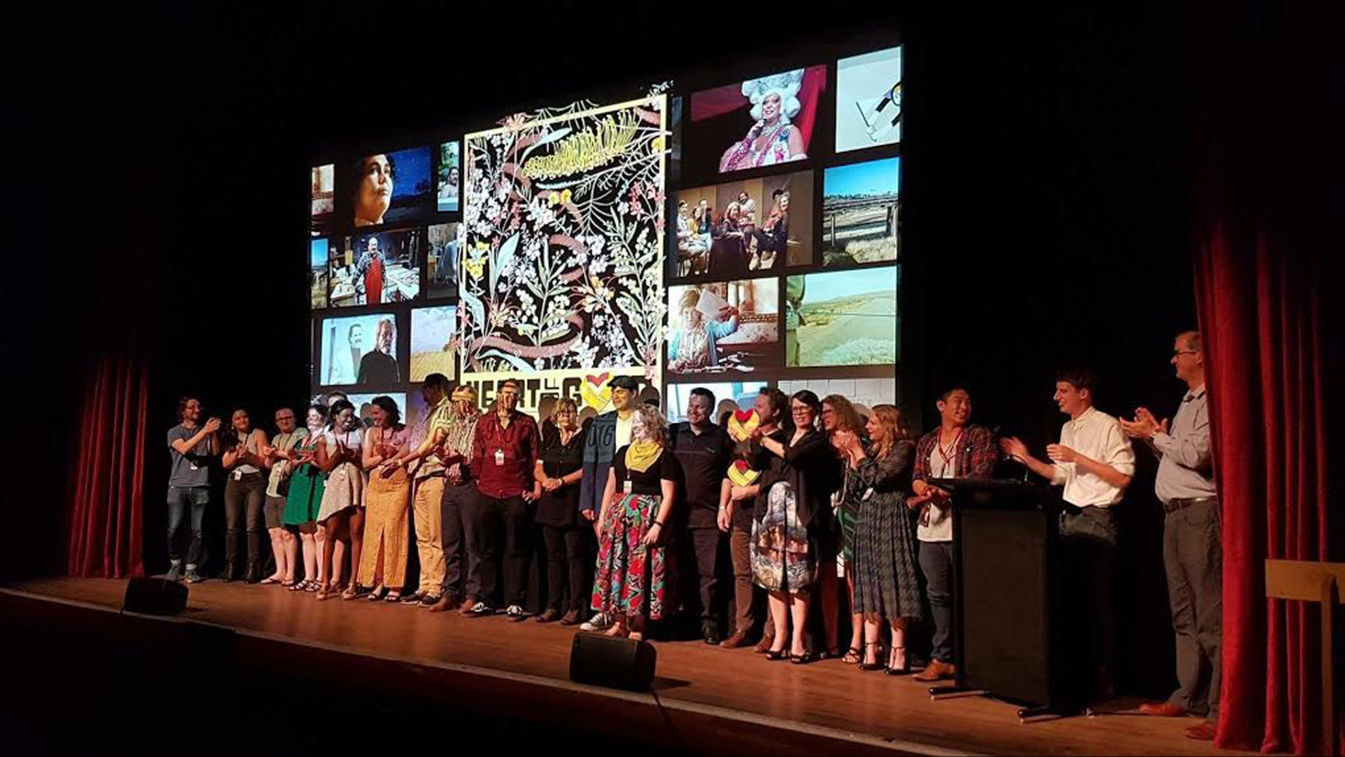 Heart of Gold International Short Film Festival - Melbourne Tourism