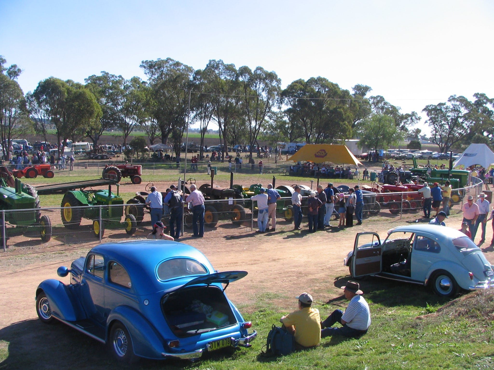 Quirindi Rural Heritage Village - Vintage Machinery and Miniature Railway Rally and Swap Meet - Melbourne Tourism