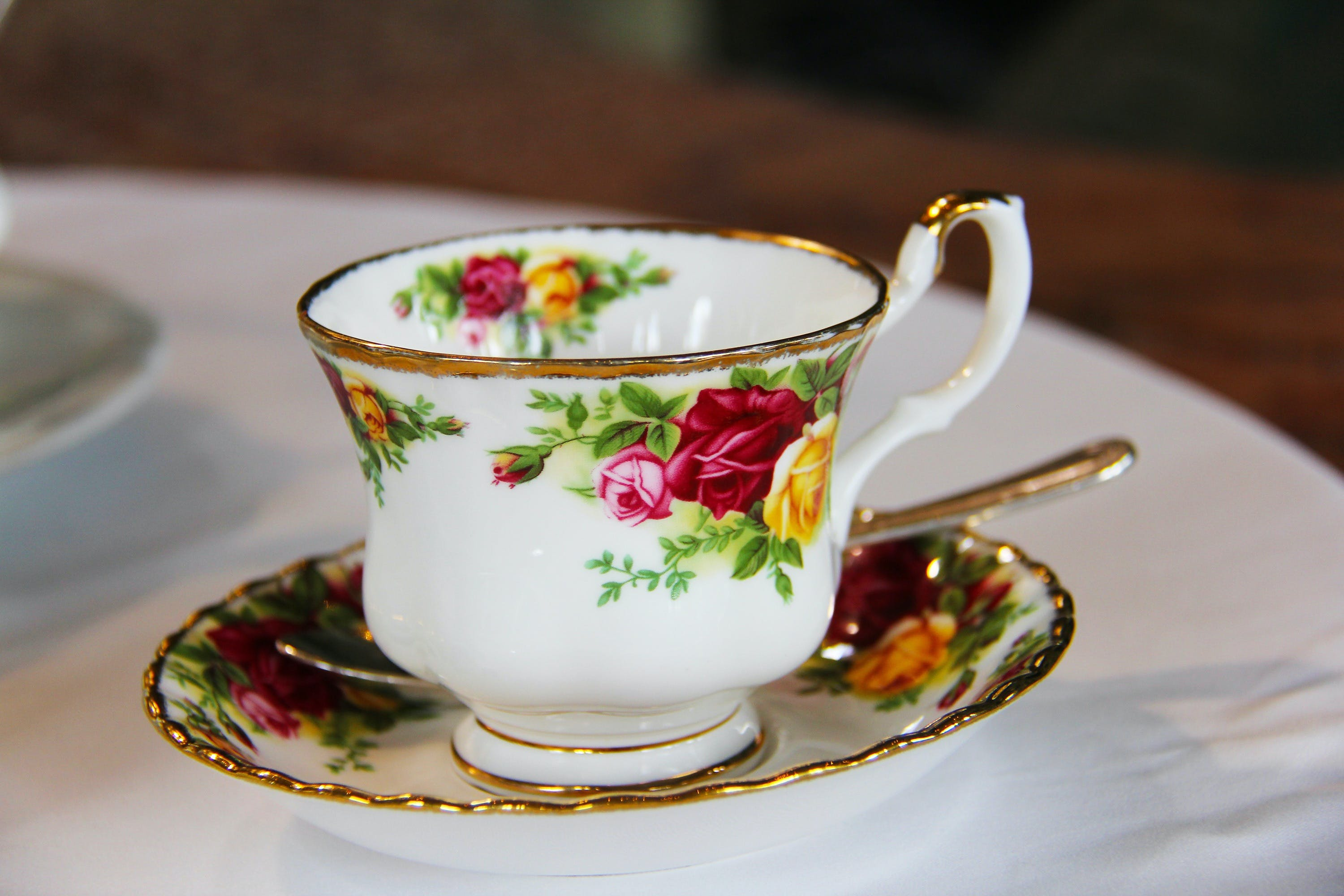 Spring High Tea - Second Sitting - Melbourne Tourism