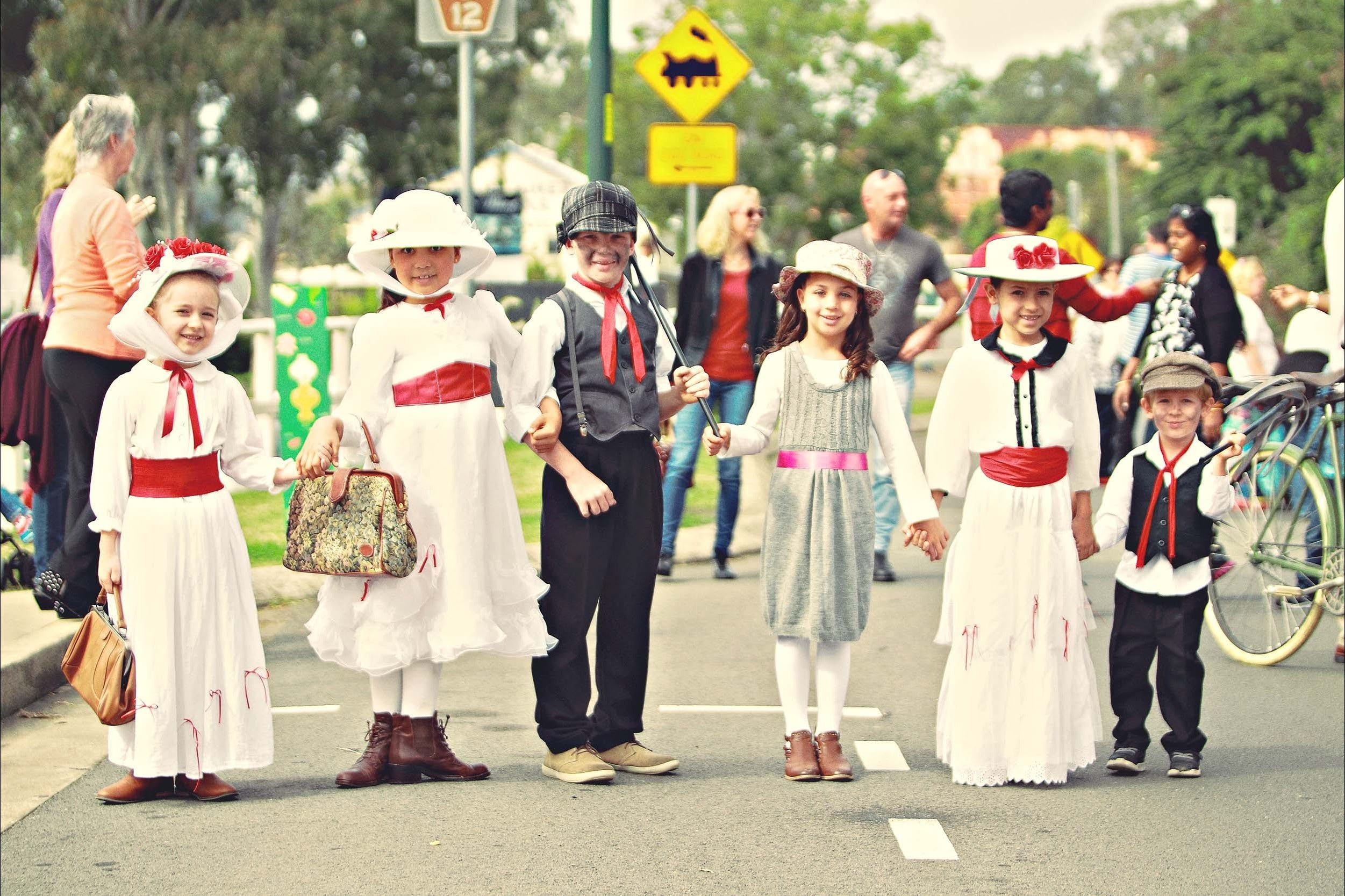Mary Poppins Festival - Melbourne Tourism