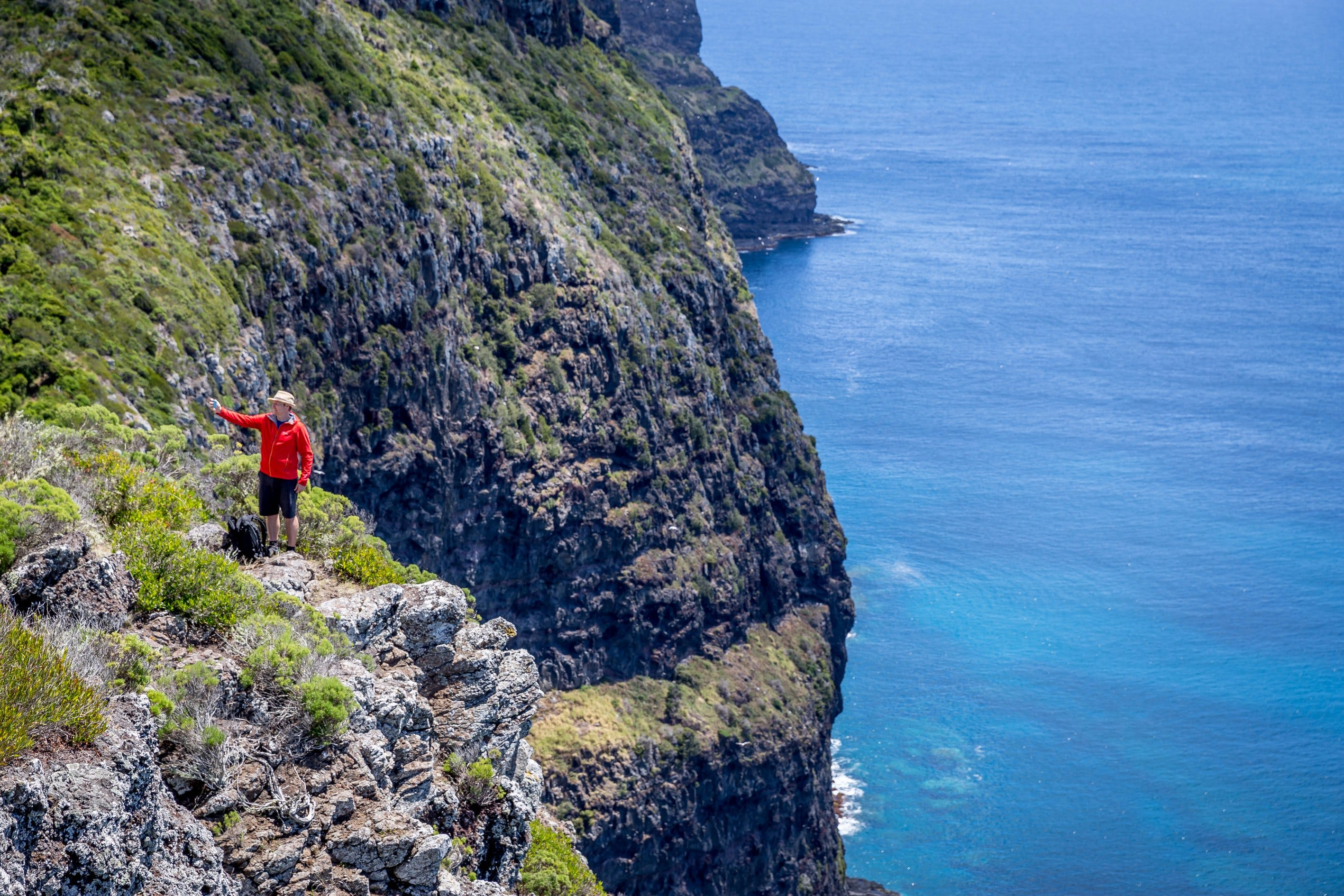 Seven Peaks Walk at Pinetrees Lord Howe Island - Melbourne Tourism