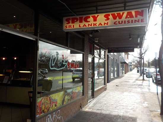 Spicy Swan - Melbourne Tourism