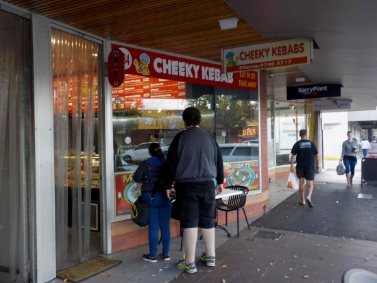 Cheeky Kebabs - Melbourne Tourism