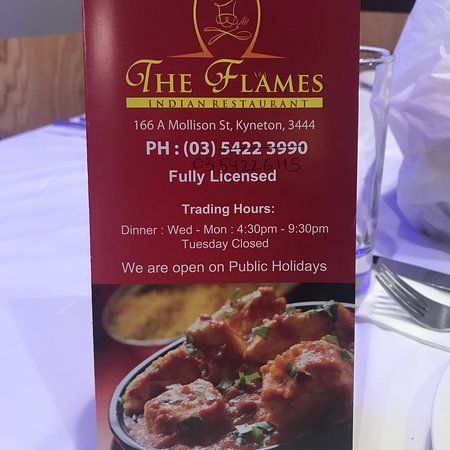 The Flames - Melbourne Tourism