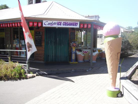 Coolas Ice Creamery - Melbourne Tourism