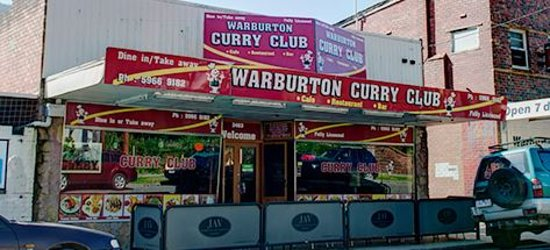 Warburton Curry Club