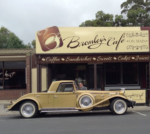 Bromley's On Main - Melbourne Tourism