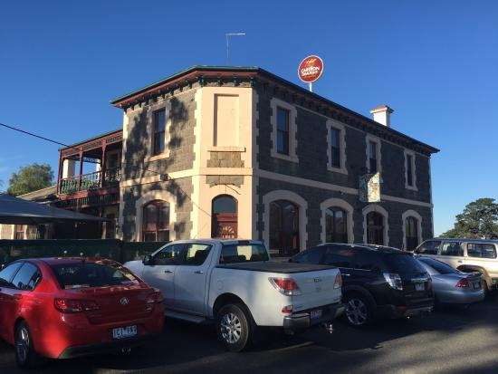 Coach and Horses Inn - Melbourne Tourism