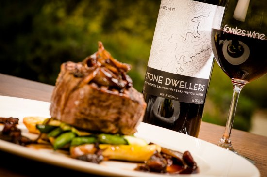 Fowles Wine Cellar Door and Cafe