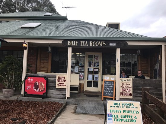 Glenrowan Dad and Dave's Billy Tea Rooms and Accommodation - Melbourne Tourism