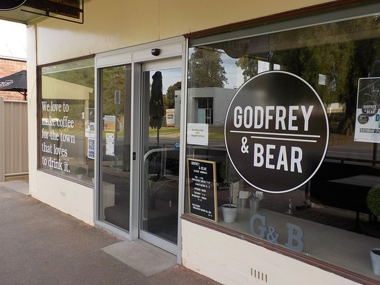 Godfrey and Bear - Melbourne Tourism