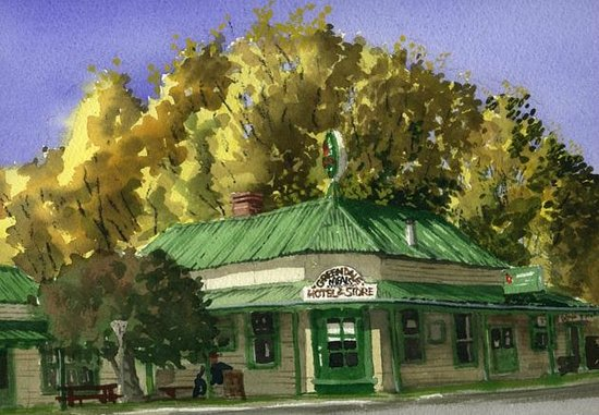 Greendale Country Pub - Melbourne Tourism