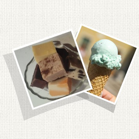 Maldon Fudge  Ice Creamery - Melbourne Tourism