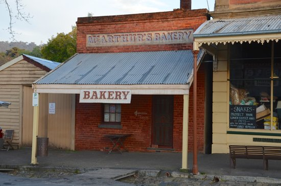 Maldon Historic Bakery - Melbourne Tourism