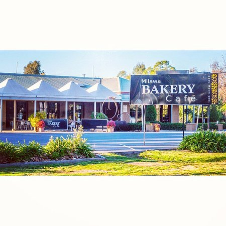 Milawa Bakery Cafe - Melbourne Tourism