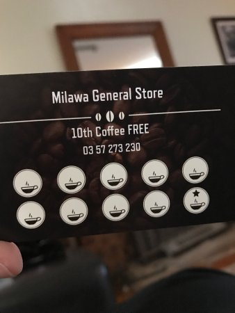 Milawa General Store and Coffee Shop - Melbourne Tourism