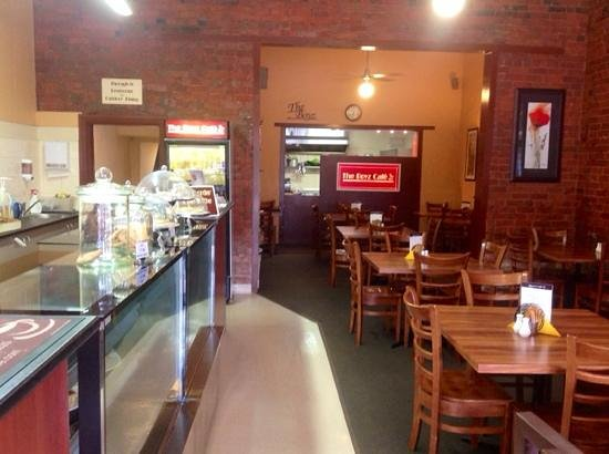 The Boyz Cafe - Melbourne Tourism
