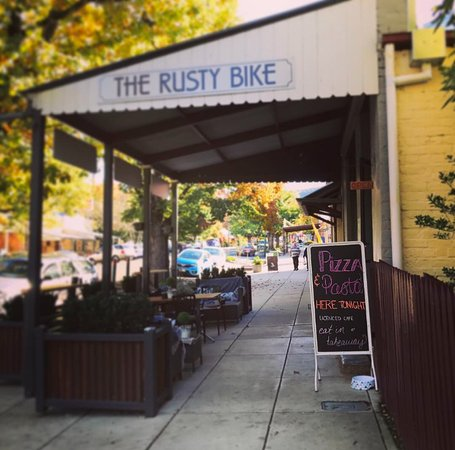 The Rusty Bike Cafe - Melbourne Tourism