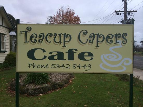 Teacup Capers - Melbourne Tourism