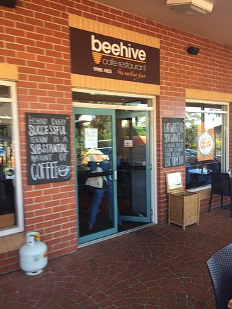 Beehive Cafe - Melbourne Tourism