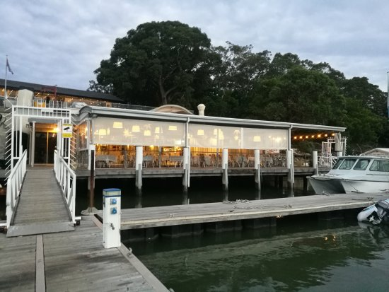 Shipwrights on the Marina - Melbourne Tourism