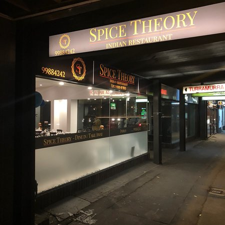 Spice Theory - Melbourne Tourism