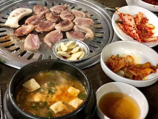 Ma Po Charcoal BBQ Korean Restaurant - Melbourne Tourism